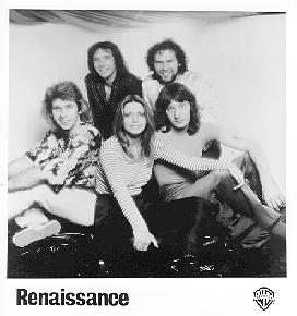 Renaissance, 1979. Clockwise from upper left: ...