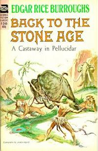 First paperback edition of Back to the Stone Age