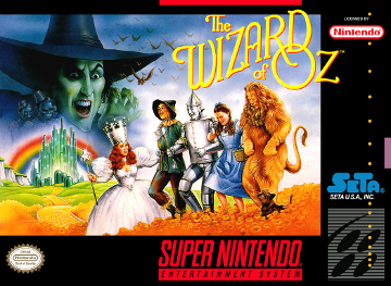 The Wizard of Oz (video game)