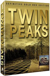 Twin Peaks: Definitive Gold Box Edition. This ...