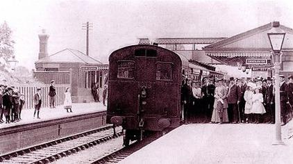 Somerton Railway Station Wikipedia