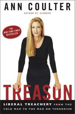 Treason: Liberal Treachery from the Cold War t...