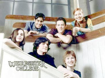 Weirdsister College promotional image