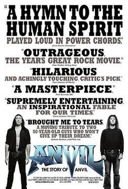 Anvil! Poster