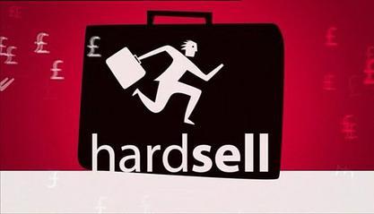 Hard Sell TV Series Wikipedia