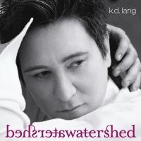 Portada de l'àlbum Watershed, de la cantant canadenca k.d. lang