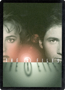 The X Files Collectible Card Game Wikipedia