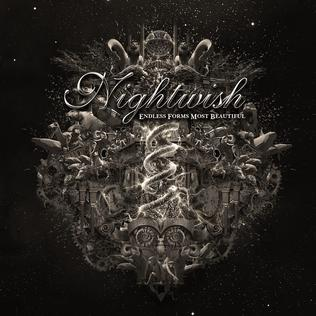 Endless Forms Most Beautiful Cover Nightwish