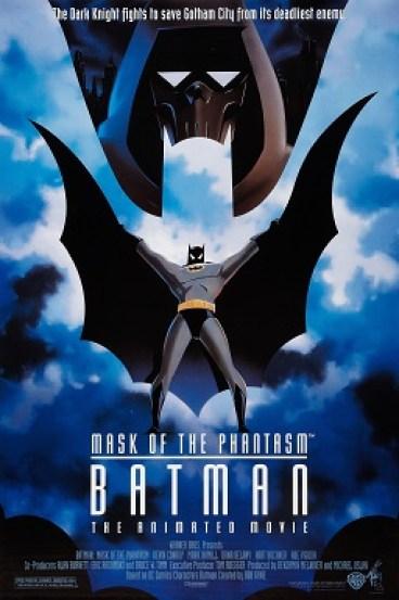 Resultado de imagen para Batman: Mask of the Phantasm movie poster official