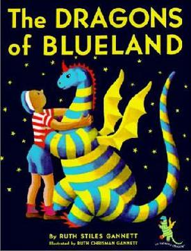 Dragons of Blueland cover