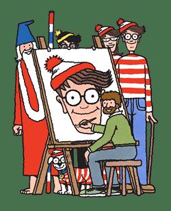 Curious Wally