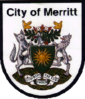 Coat of arms of City of Merritt