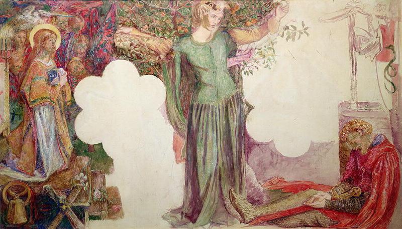 Oxford Union Murals Wikipedia