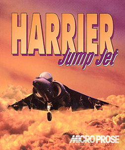 Harrier Jump Jet (video game)