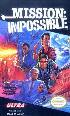 Mission Impossible 1990 Video Game Wikipedia