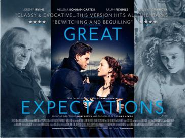 Great Expectations movie poster