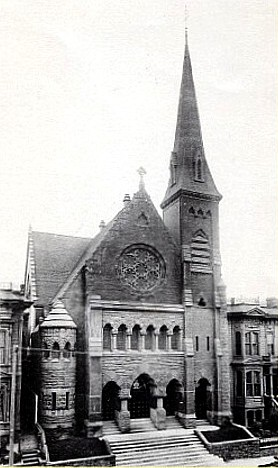 First United Lutheran Church ca.1890