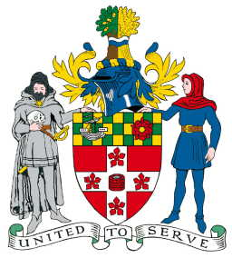 Coat of arms of Southwark London Borough Council