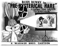 Pre Hysterical Hare Wikipedia