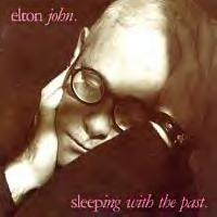 Sleeping with the Past album cover
