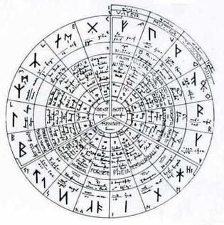 rune clock