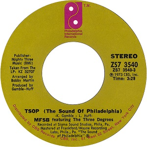 TSOP (The Sound of Philadelphia)