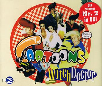 cartoons-witch-doctor single cover
