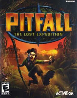 Pitfall The Lost Expedition Wikipedia