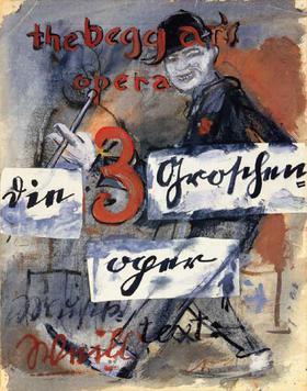 Original Threpenny Opera Poster