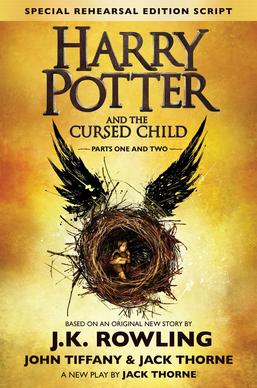 Harry Potter and the Cursed Child Special Edition from Wikipedia cover