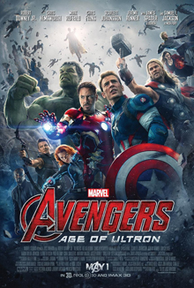 Image result for locandina USA del film avengers age of ultron