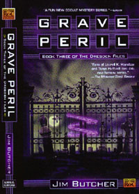 Grave Peril (novel)