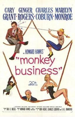 Monkey Business (1952 film)