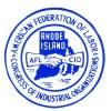Rhode Island AFL-CIO logo