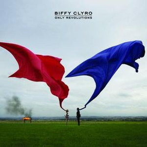 Only Revolutions (Biffy Clyro album)