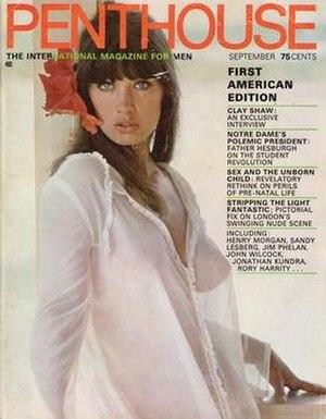 Penthouse (magazine)