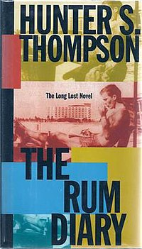 Hunter S. Thompson's first novel