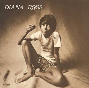 Ross's first solo LP, Diana Ross, featured her...