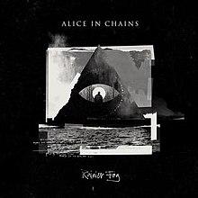Resultado de imagen de Alice In Chains - Rainier Fog