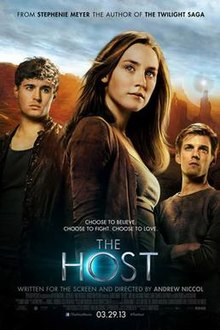 the host, jake abel, max irons, Saoirse Ronan