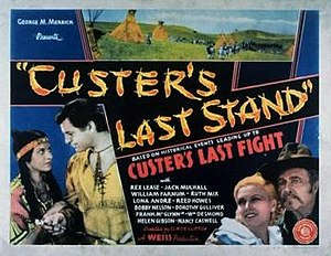 Custer's Last Stand (serial)