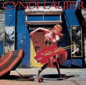 She's So Unusual (Cyndi Lauper album)