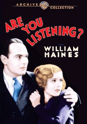 Are You Listening? (film)