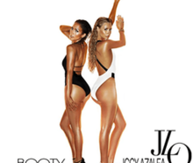 Jlo Booty Remix Png