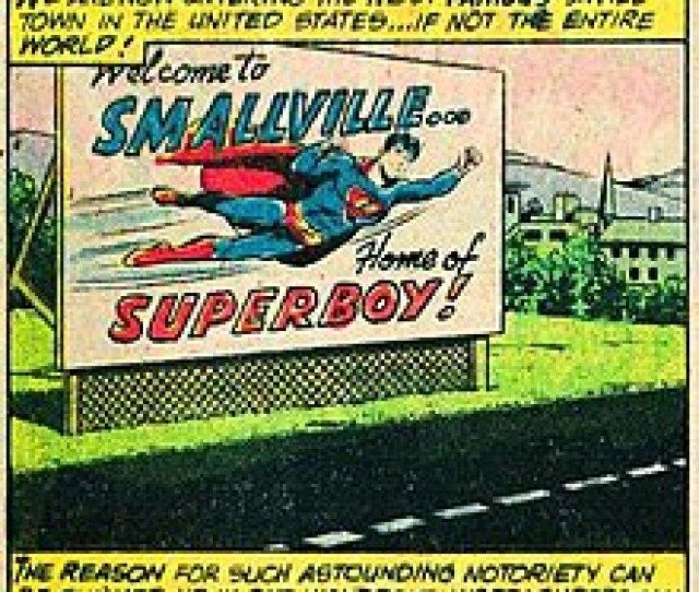 Smallville Superboy Billboard Jpg