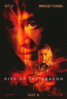 Kiss Of The Dragon Poster Jpg