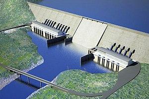 Millennium Dam