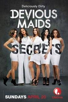 Poster, Devious Maids (season 2), 2014.jpg