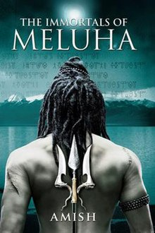 The Immortals of Meluha Cover