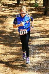 Two-time Ironkids national champion Kiersten I...